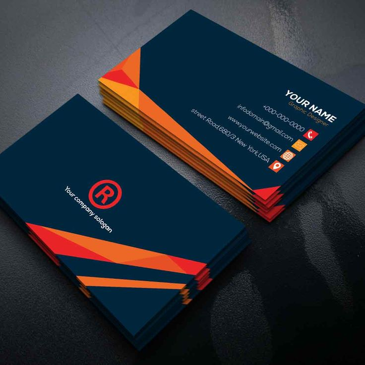 The 15 best professional business card images on pinterest rahulbarmon i will design dual sided professional business card for 5 on www colourmoves