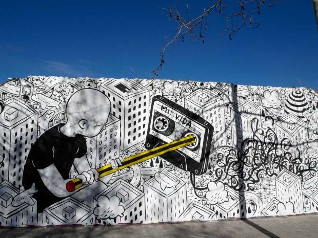 STREET ART IN EUROPE, THE BEST ARTISTS AND WHERE TO FIND THEM