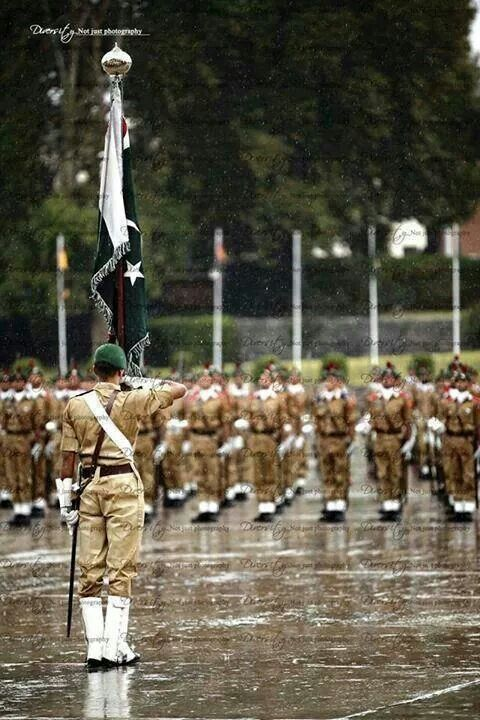 With grace we stand united.!Pak nation stands with pak army!!!                                                                                                                                                                                 More