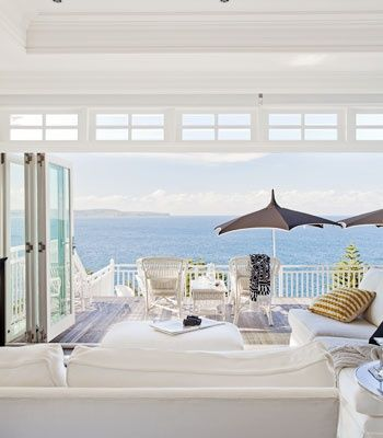Hamptons style inspiration home love pinterest for Hamptons beach house interior design