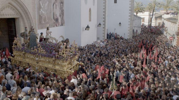 """Canal Sur estrenó """"Semana Santa de Andalucía: la película"""""""
