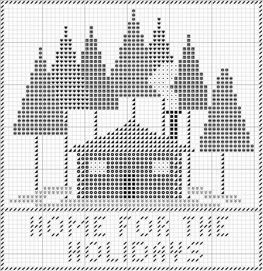 Click for full-size chart. Copyright Napa Needlepoint