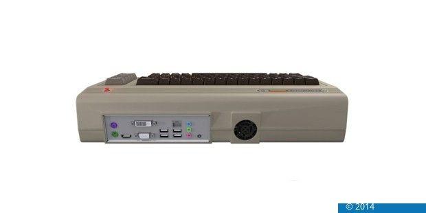 Mit dem entsprechenden Kleingeld können Retro-Fans nun die alten C64-Zeiten wieder aufleben lassen. Commodore hat der Brotbüchse einen neuen Anstrich verpasst und bietet den Spiele-Computer in unterschiedlichen Ausführungen an.