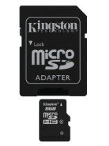 Features Compliant with the SD Specification Version 2.00 Versatile when combined with the adapter, can be used as a full-size SDHC card Compatible with microSDHC host devices; not compatible with standard microSD-enabled device/readers File Format - FAT 32 http://mylinksentry.com/fj91