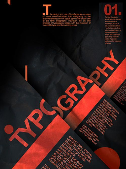 Great uses of typography: Design Inspiration, Poster Design, Types Poster, Typography Poster, Bold Color, Typography Design, Graphics Design, Typographic Poster, Typographic Design
