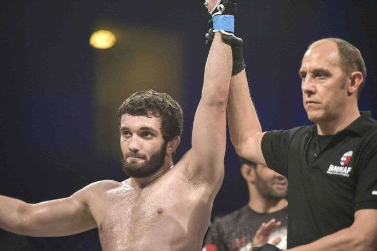 ​Russian Fighter Gaziev Predicts A Dominant Win At Brave