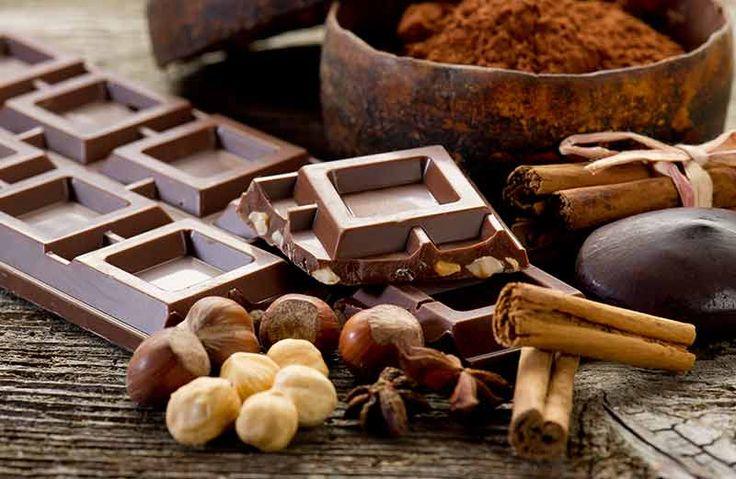 zdravá domáca čokoláda