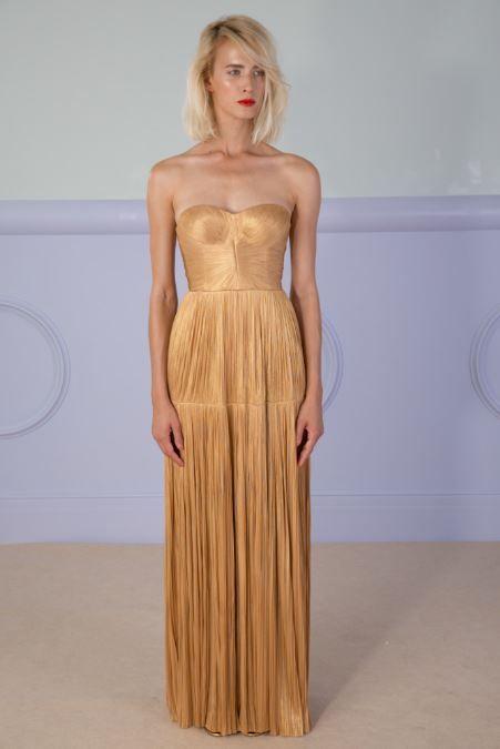 SINTA floor-length dress