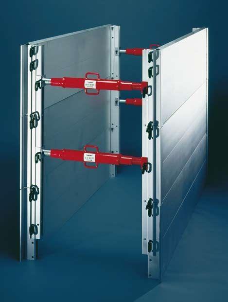Sprijiniri sapaturi din aluminiu Litebox http://www.sprijinire-sapaturi.ro/sprijiniri-sapaturi-aluminiu