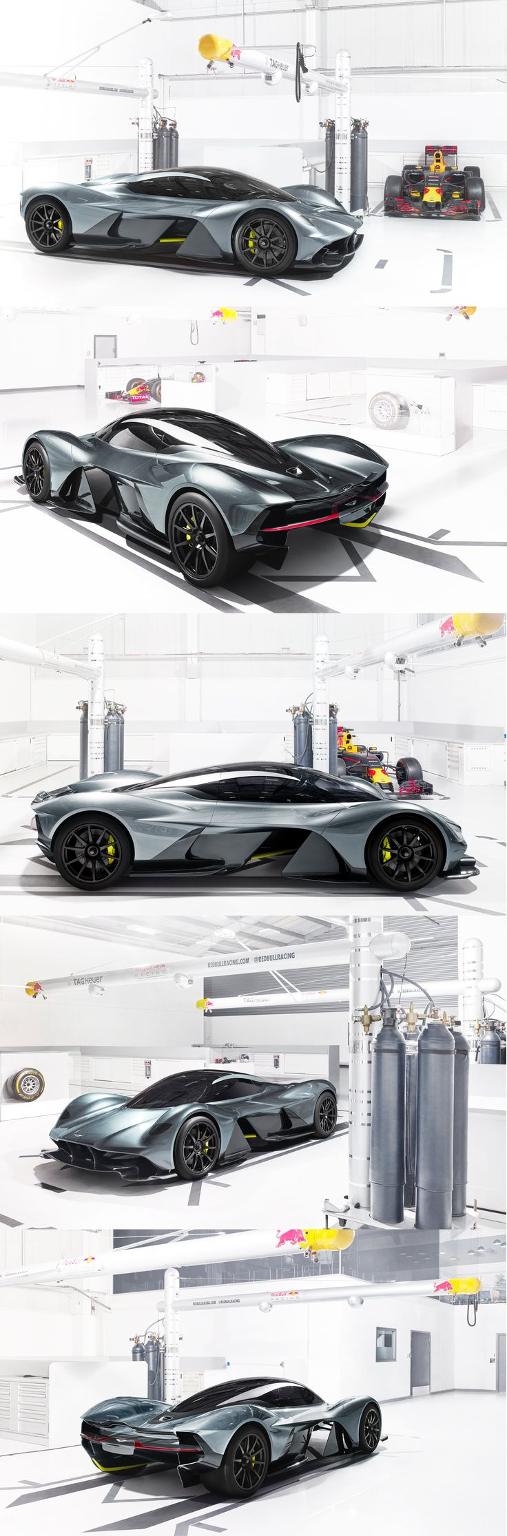 Aston Martin AM-RB 001: Meet Aston Martin And Red Bull Racing's Insane V12…
