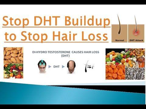 Natural Dht blocker - hair growth & hair loss treatment