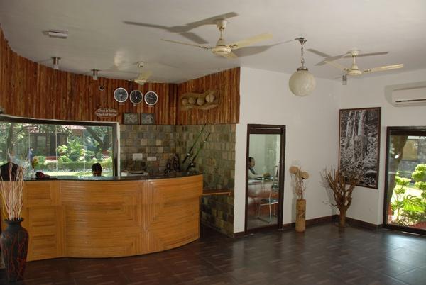Corbett Leela Vilas- Luxury Resort in Corbett National Park