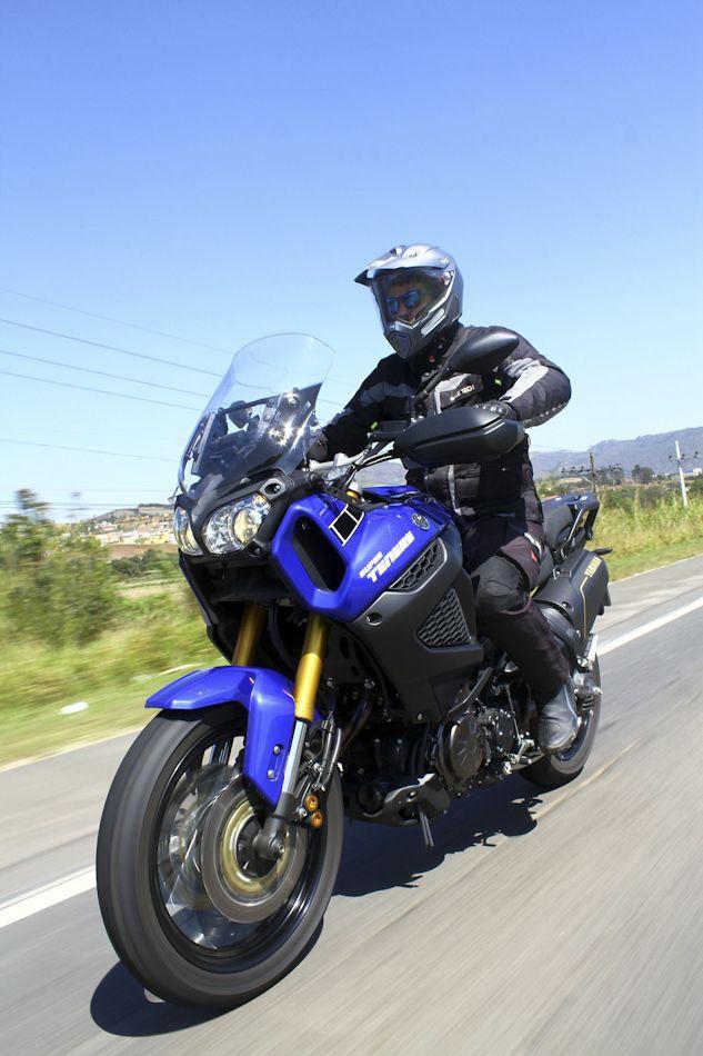 De olho no mercado de alta cilindrada, a Yamaha nacionalizou a XT 1200Z Super Ténéré