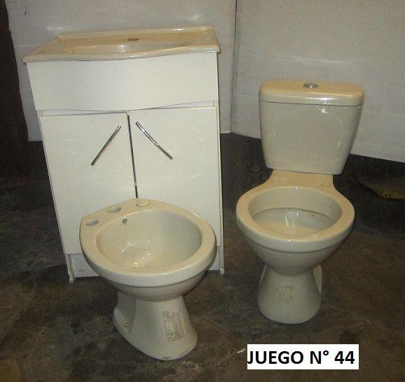 Juego de baño N° 44.