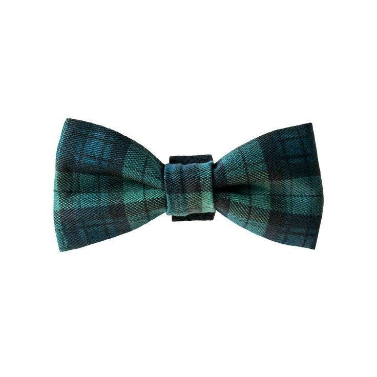 Your dog will look very dapper in these 100% cotton bow ties made by London brand Vackertass. Available in three tartan colours. Easily attached to different collar widths thanks to double sided velcro (soft side against your dog's neck), or alternatively an elastic loop fastening - just send us an email for any customisation.