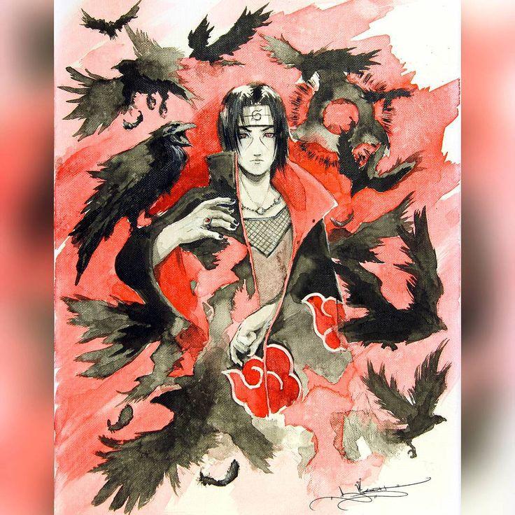 Artist: Itsbirdy   Naruto   Itachi