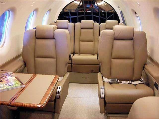 PC 12 Seven Seat Option.