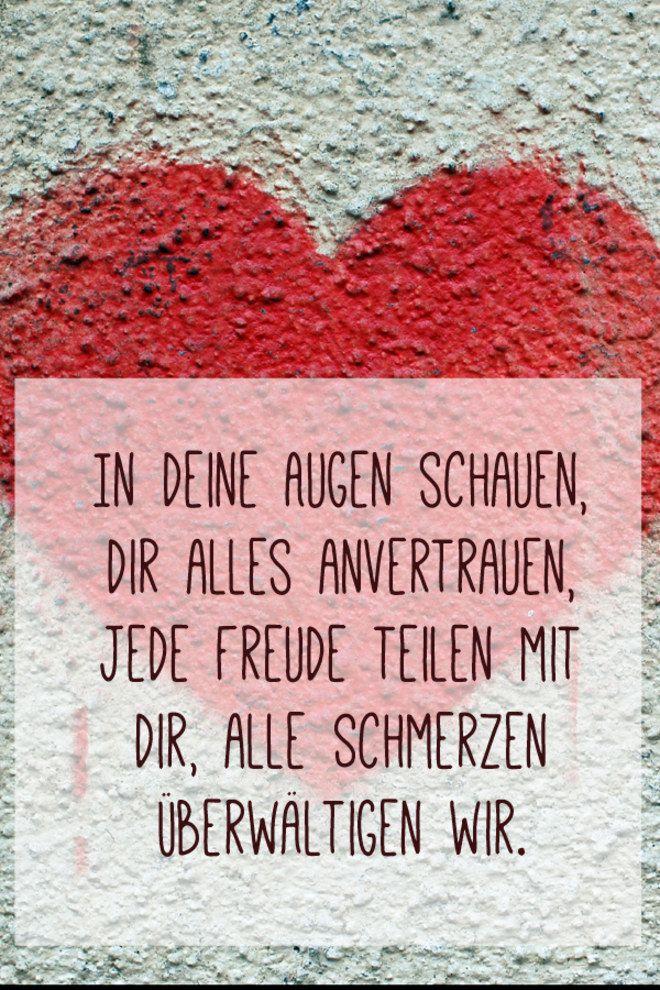 Nicht Nur Zum Valentinstag: 35 Sprüche Für Alle Verliebten