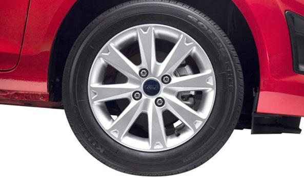 Ford Fiesta 2013 cuenta además con el sistema de control activo (nibble control) que compensa el equilibrio de las ruedas ante las irregularidades del camino. No sentirás el volante vibrar ni en las calles empedradas. ¡Te retamos a probarlo! #FordFiesta2013