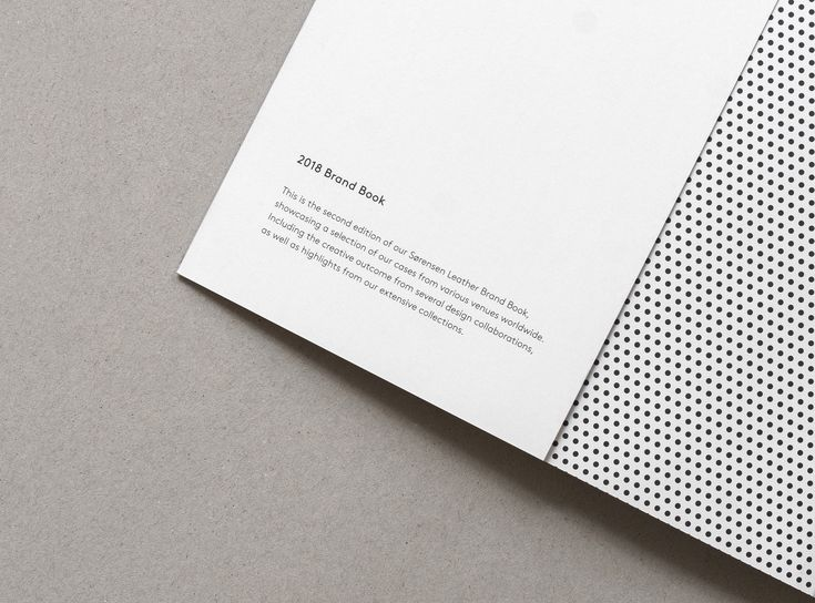 Page from our Brand Book 2nd Edition designed and photographed by Norm Architects.Texts by Julie Ralphs.