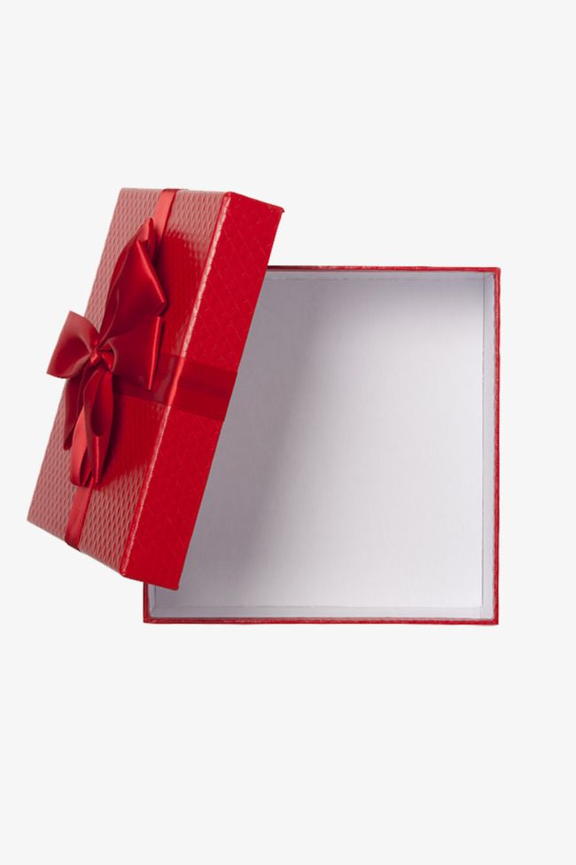 Red Texture Gift Box Gift Clipart Open Empty Png Transparent Clipart Image And Psd File For Free Download Gift Box Images Red Gift Box Empty Gift Boxes