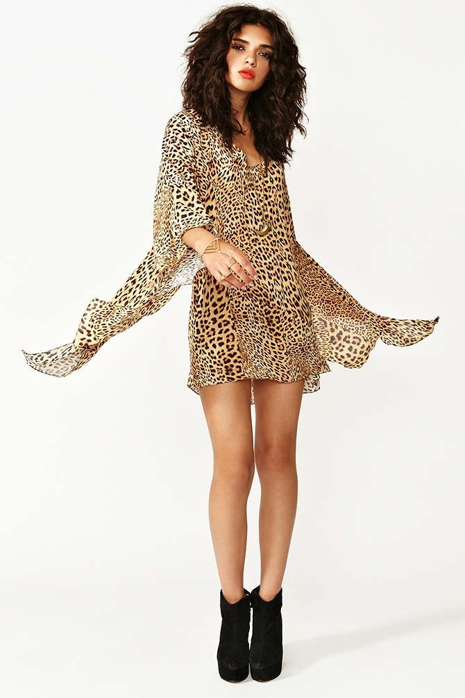 Tiger Moth Dress