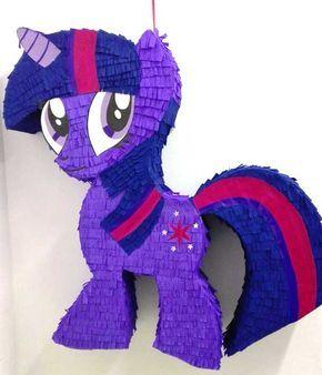 Resultado de imagen para piñata de my little pony