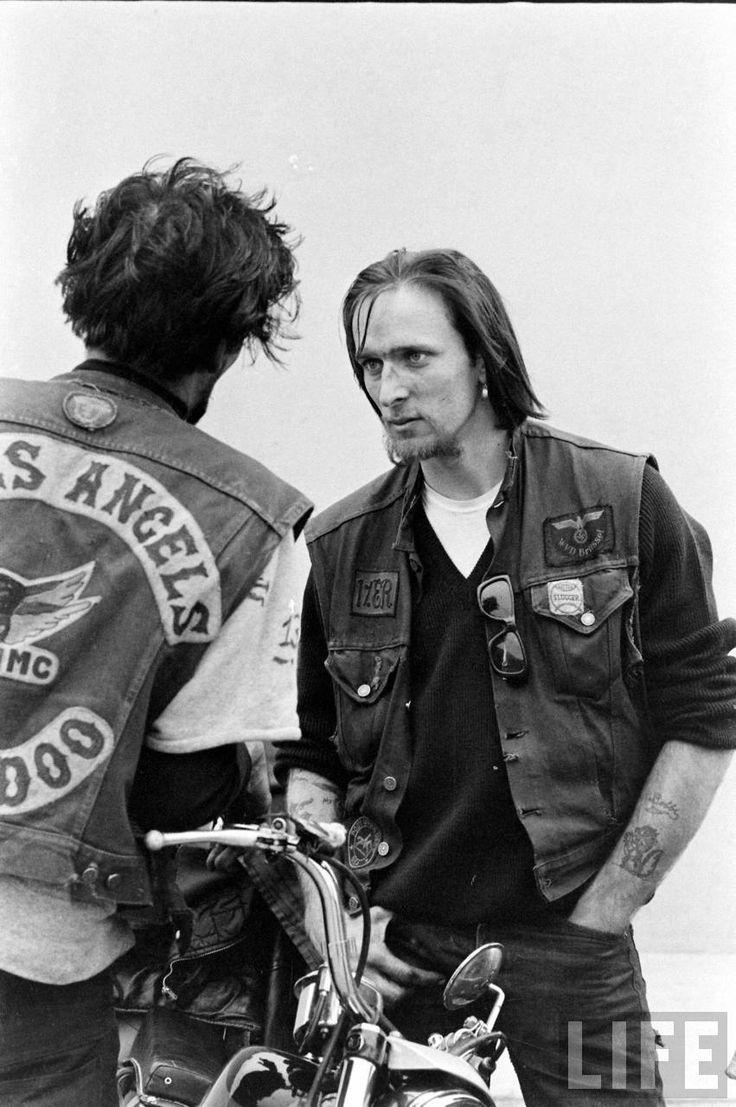 Buzzard (left) with Slave Lewie | MC - Vintage biker ...