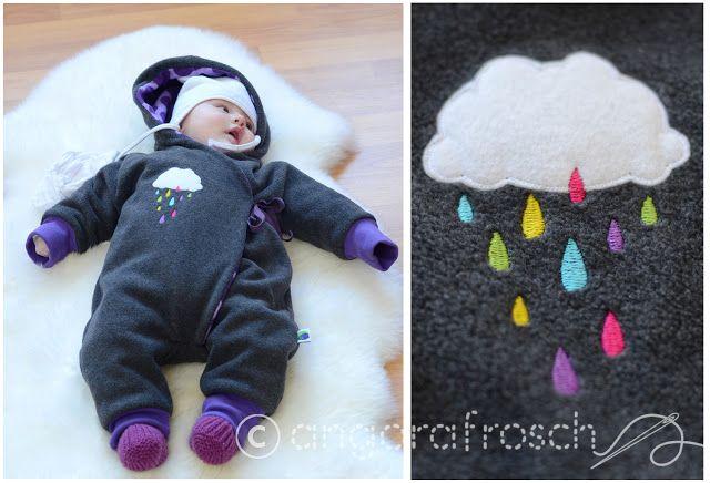 angorafrosch cosy fleece baby overall minikrea heldragt. Black Bedroom Furniture Sets. Home Design Ideas