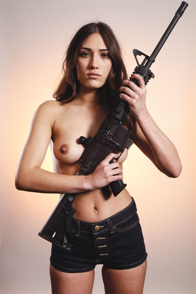 Variant confirm. nude women with machine guns final, sorry