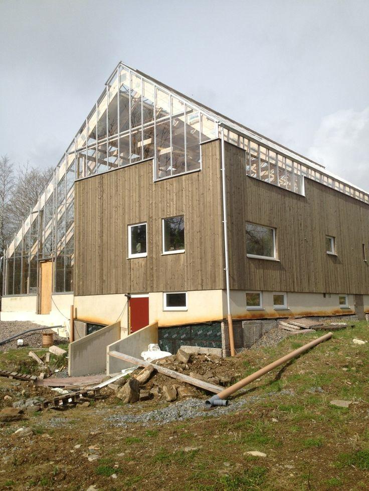 Specialbyggnationer/lösningar - Växthus, växthusteknik, grönsta, Forkesta, specialväxthus, orangeri, växthusbyggare