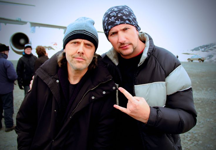 #Metallica #JamesHetfield #LarsUlrich #KirkHammet #RobTrujillo #Antarctica #IvanVega_Chile #RatzingerBand #Chileconcert #Santiago #Chile #Music #Rock #Metal