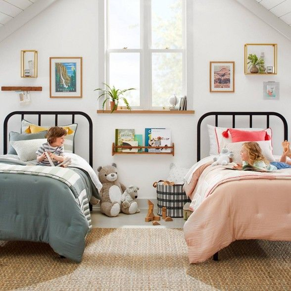 Solid Comforter Hearth Hand With Magnolia Shared Girls