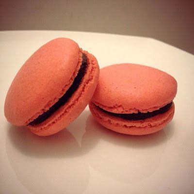 Mandy's baking journey: Making of the French Macarons