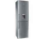HOTPOINT FFLAA58WDG Fridge Freezer - Graphite