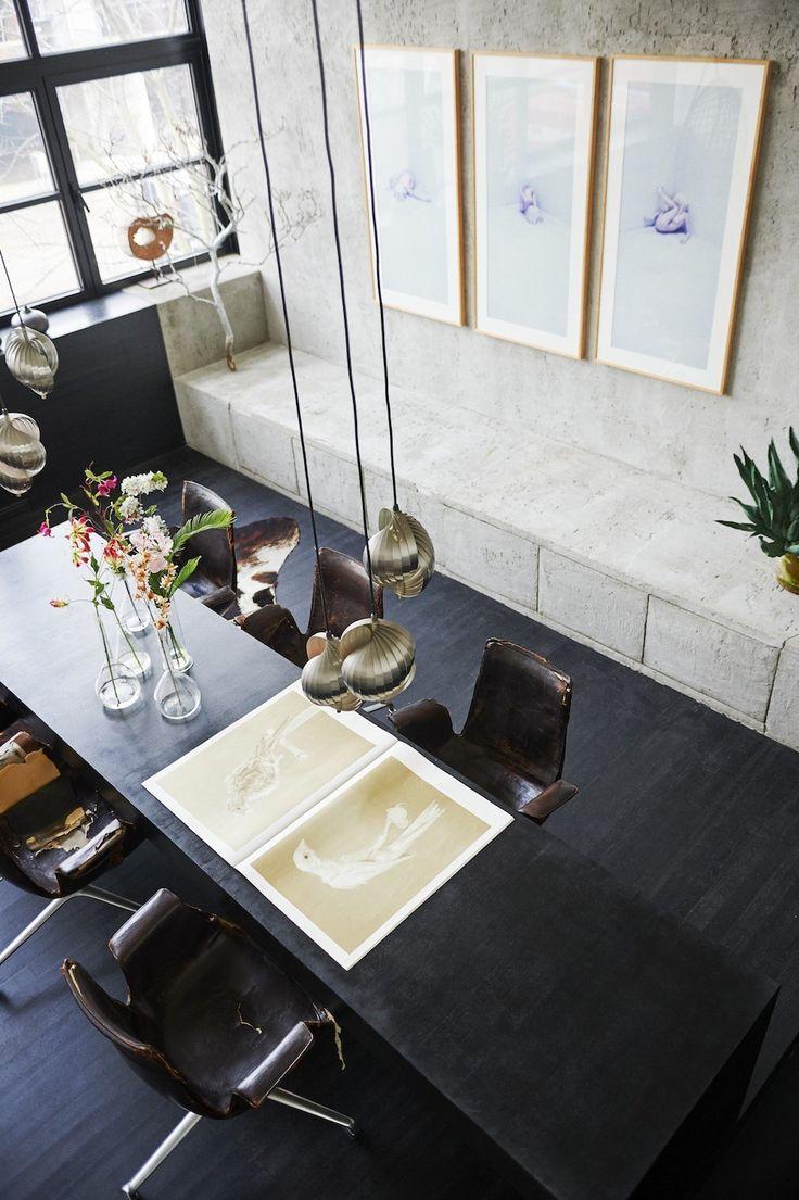 Meer dan 1000 idee n over oude stoelen op pinterest stoelen rugleuningen en geschilderde stoelen - Deco van de eetkamer ...