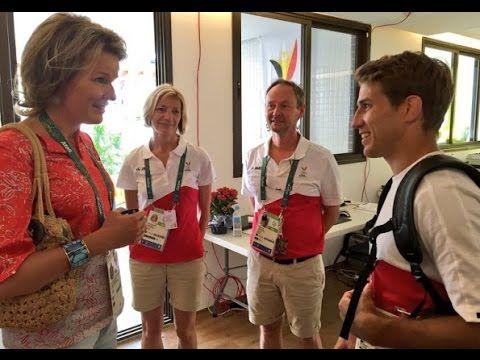 King Filip and Queen Mathilde visited the Olympic Village King Filip and Queen Mathilde visited the Olympic Village King Filip of Belgium and Queen Mathilde of Belgium visited the Olympic Village in Rio de Janeiro Brazil. ------------------------ subscribe for more videos : https://www.youtube.com/channel/UCRI8hHuxo-hCNAHRpVlkuzg blogger   : http://ift.tt/2aG9g8n Google   : http://ift.tt/2aEcxZ2 twitter   : https://twitter.com/royalam2016 tumblr    : http://ift.tt/2aGa9h7 pinterest…