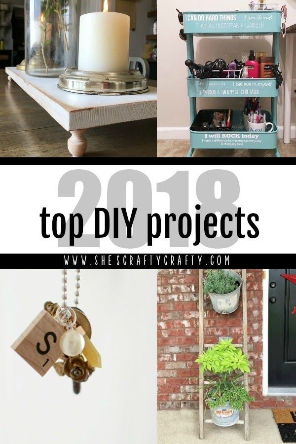 Top Diy Projects Of 2018 Diy Projects Outdoor Diy Projects