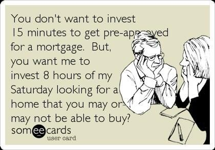 Real Estate Humor...or is it funny at all?!