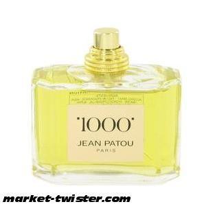 Jean Patou-1000 Perfume By Jean Patou Eau De Parfum Spray (Tester)-Eau De Parfum Spray (Tester)