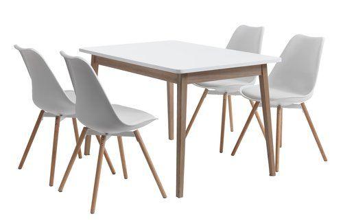 gammelgab d120  4 kastrup białedąb  jysk  coffee table