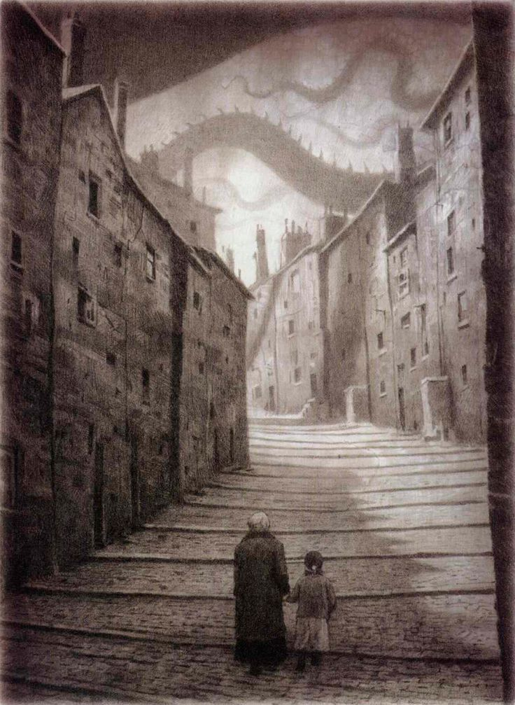 Infinite Machine — settematite:   Shaun Tan, The Arrival. The best...