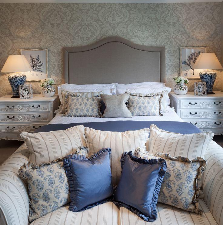 11 best images about gerrards cross nantucket inspired for Denim bedroom ideas