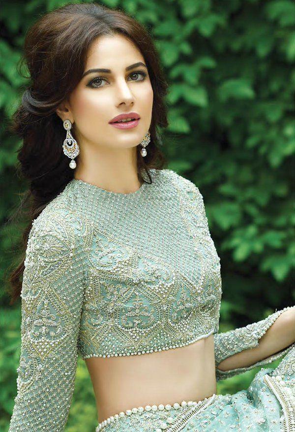 Cybil Choudhry- Top 10 Fashion Models of Pakistan