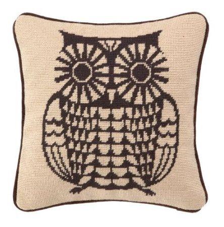 Bujo Brown Pillows 12x12
