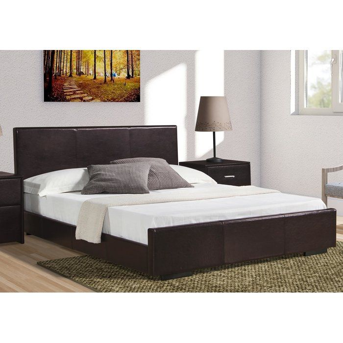 Hindes Upholstered Platform Bed Upholstered Platform Bed Bed