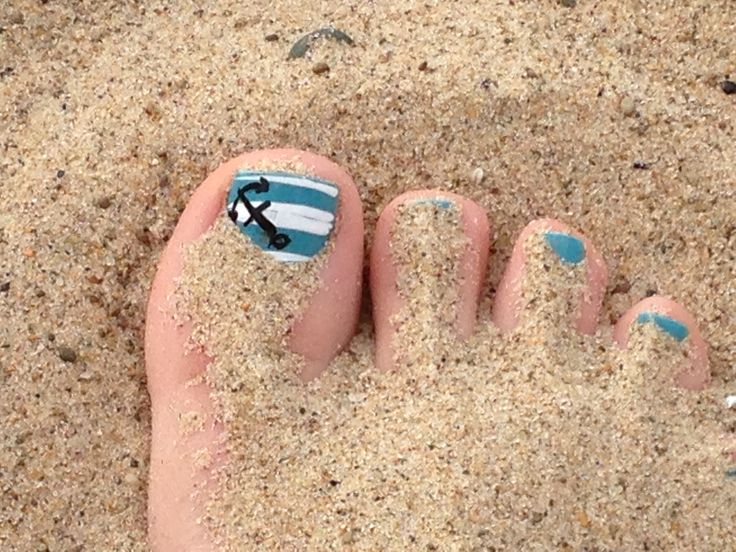 Brilliant Toe Nails with Anchors 736 x 552 · 101 kB · jpeg
