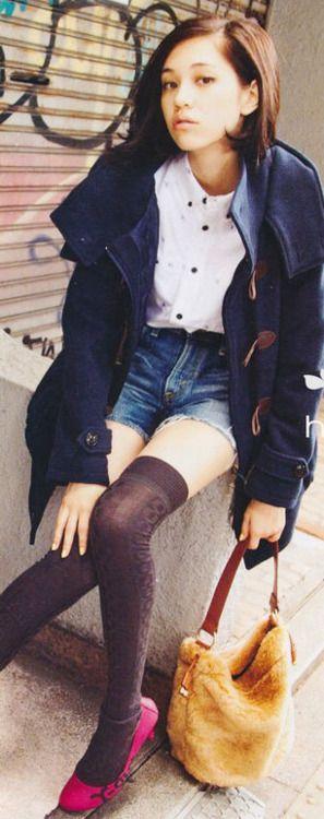 Kiko Mizuhara 水原希子- love other than the bag and the heels... TT