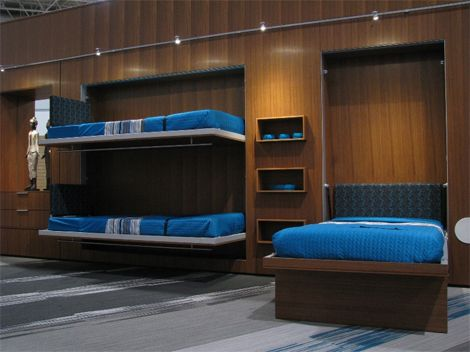 17 Best Ideas About Murphy Bunk Beds On Pinterest
