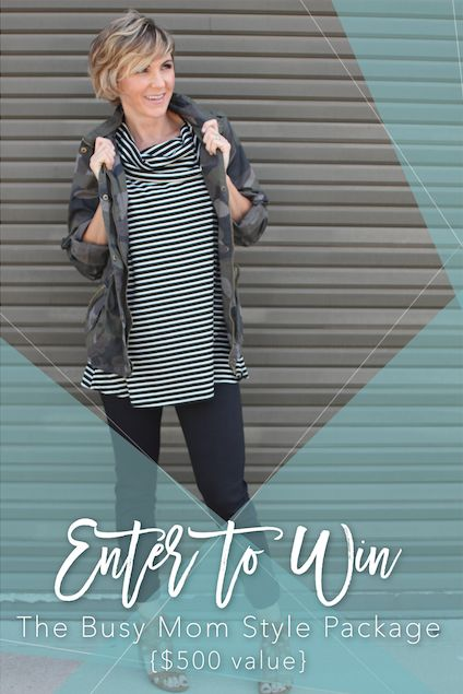 The BusyMomSummit.com (Layered By Cake) is hosting an incredible Giveaway where 1 winner will win a Mom Style Package ($500 Value). Chances to win are BIG! The more friends you share it with, the more chances to WIN!  Who's in? Click the link below to Sign Up!